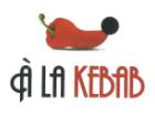 Λογότυπο του καταστήματος A LA KEBAB