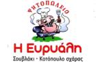 Λογότυπο του καταστήματος ΕΥΡΥΑΛΗ - ΦΛΟΚΑΛΗΣ ΝΙΚΟΣ
