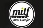 Λογότυπο του καταστήματος MILF (meat i live for)
