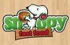 Λογότυπο του καταστήματος SNOOPY FAST FOOD