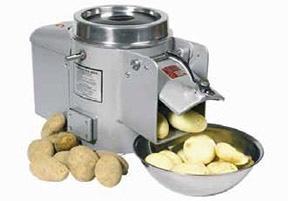 Μηχανή για ξεφλούδισμα πατάτας - Κ&Ν Μηχανικοί