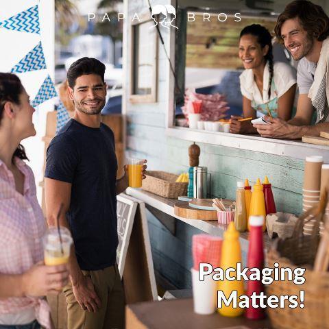 Packaging Matters - Papa Bros